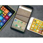 Сравнение iOS, Android и Windows Phone: что лучше?
